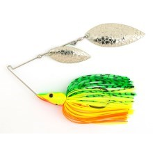FOX RAGE - Třpytka Spinnerbaits firetiger spinnerbait 14 g
