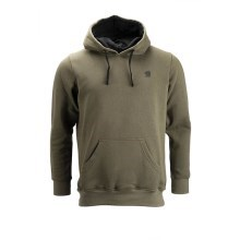 NASH - Mikina tackle hoody green S - clothing