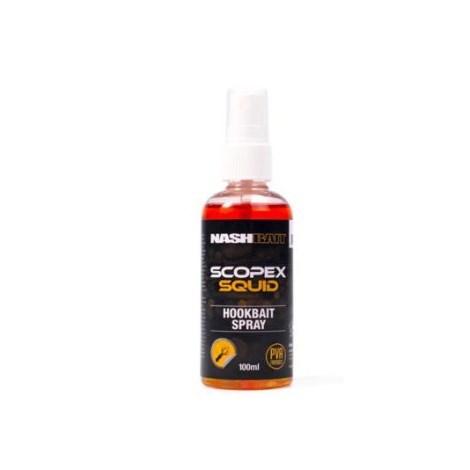 NASH - Sprej scopex squid hookbait spray - scopex squid