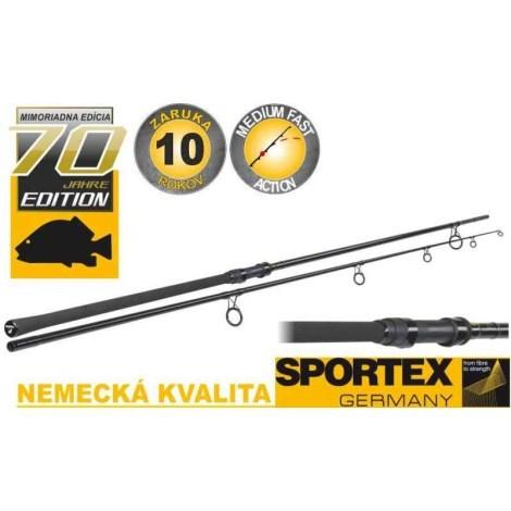 SPORTEX - Kaprový prut advancer Carp 2 - díl. 366 cm / 3,25 lb