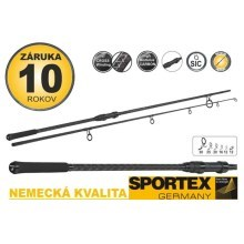 SPORTEX - Kaprový prut Competition carp cs - 4 stalker 300 cm / 2,75 lb
