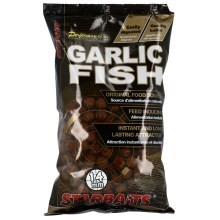 STARBAITS - Garlic fish - boilie potápivé 1 kg 14 mm
