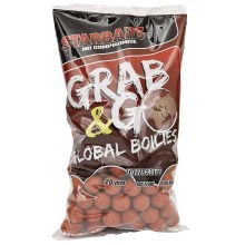 STARBAITS - Global boilies tutti 20 mm 1 kg