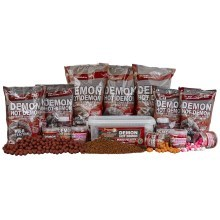 STARBAITS - Hot demon pelety baging 700 g