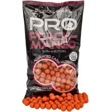 STARBAITS - Probiotic peach & mango - boilie potápivé 1 kg 14 mm